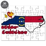 ILY North Carolina Puzzle