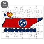 ILY Tennessee Puzzle