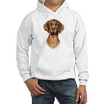 Hungarian Vizsla Hooded Sweatshirt