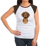 Hungarian Vizsla Women's Cap Sleeve T-Shirt