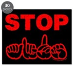 Stop AIDS Puzzle
