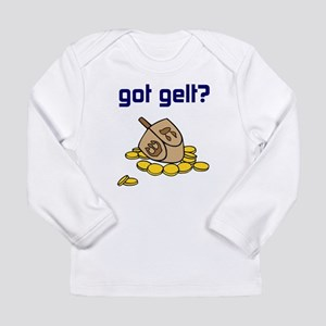 got gelt? Long Sleeve Infant T-Shirt