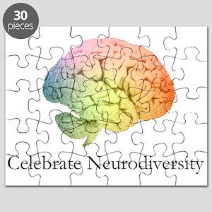 Celebrate Neurodiversity Puzzle