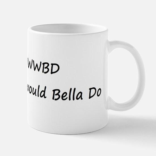 WWBD What Would Bella Do Mug