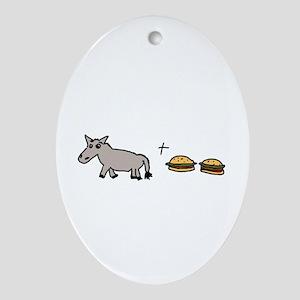 Assburgers Ornament (Oval)