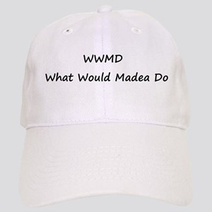 WWMD What Would Madea Do Cap