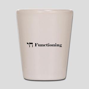 Chai Functioning Shot Glass