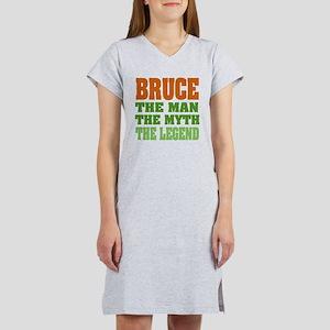 BRUCE - The Legend Women's Nightshirt