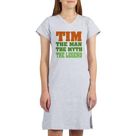 TIM- The Legend Women's Nightshirt