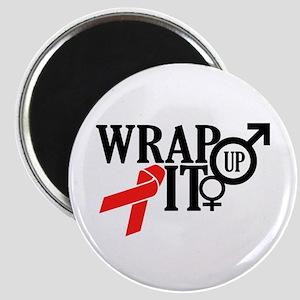 Wrap It Up Magnet