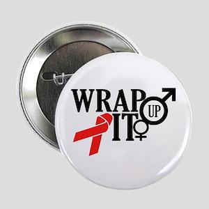"""Wrap It Up 2.25"""" Button"""