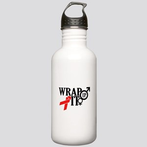 Wrap It Up Stainless Water Bottle 1.0L