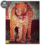 Jag Leopard Puzzle