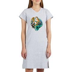 Lovely Mermaid Women's Nightshirt