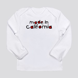 California Long Sleeve Infant T-Shirt