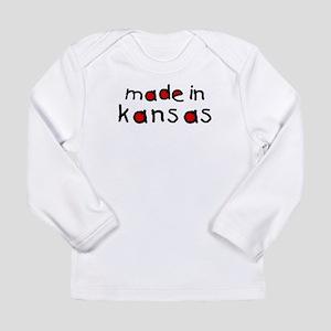 Kansas Long Sleeve Infant T-Shirt