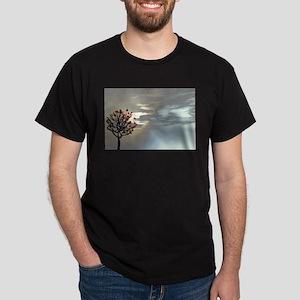 Serenity at Dusk Dark T-Shirt