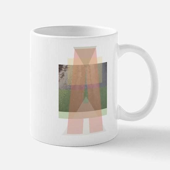 Funny Letterform Mug