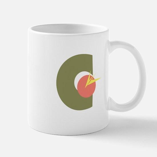 Letterform Mug