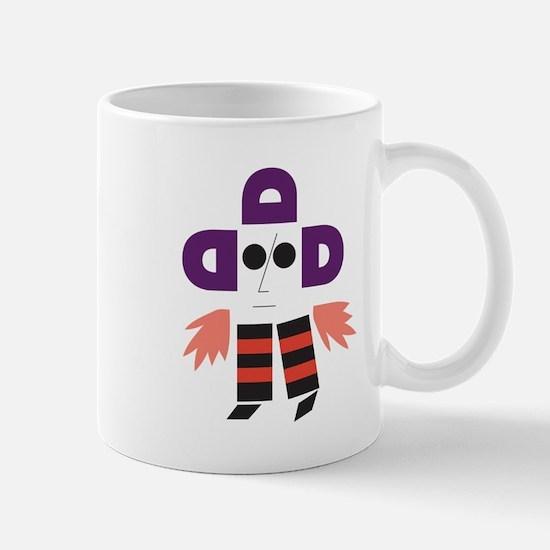 Unique Letterform Mug