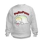 PeRoPuuu9 Kids Sweatshirt