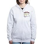 PeRoPuuu9 Women's Zip Hoodie