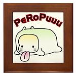 PeRoPuuu9 Framed Tile