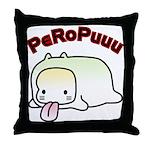 PeRoPuuu9 Throw Pillow
