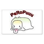 PeRoPuuu9 Sticker (Rectangle)
