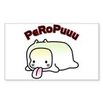 PeRoPuuu9 Sticker (Rectangle 10 pk)