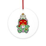 PeRoPuuu9 Ornament (Round)
