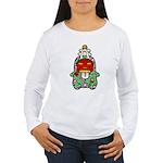 PeRoPuuu9 Women's Long Sleeve T-Shirt