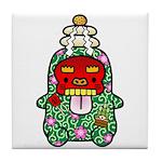 PeRoPuuu9 Tile Coaster