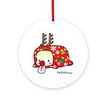 PeRoPuuu5 Ornament (Round)