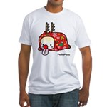 PeRoPuuu5 Fitted T-Shirt