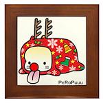 PeRoPuuu5 Framed Tile