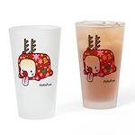 PeRoPuuu5 Drinking Glass