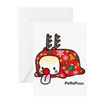 PeRoPuuu5 Greeting Cards (Pk of 20)