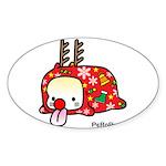 PeRoPuuu5 Sticker (Oval 50 pk)