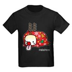 PeRoPuuu5x6 Kids Dark T-Shirt