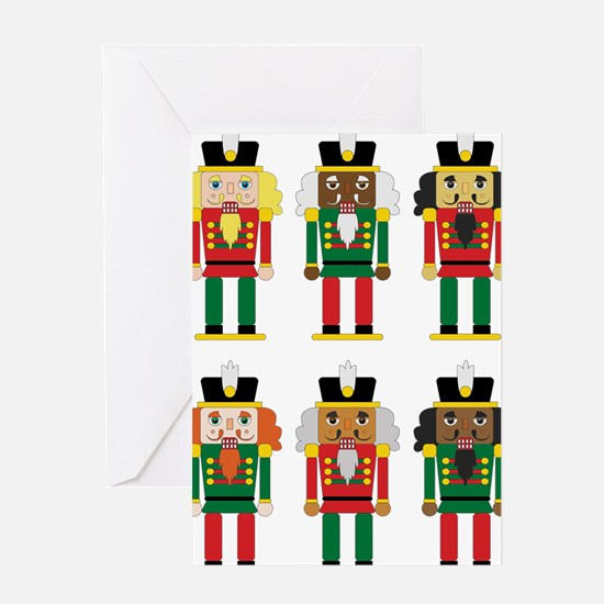 Nutcracker Suite Greeting Card