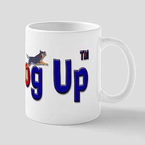 """CowDog Up"" TM Mug"