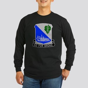 Misc Patches 2 Long Sleeve Dark T-Shirt