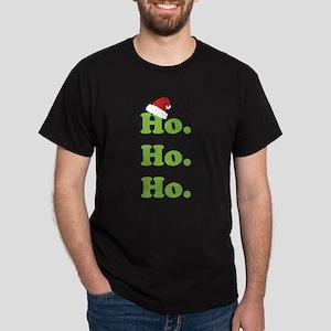Ho.Ho.Ho. Dark T-Shirt