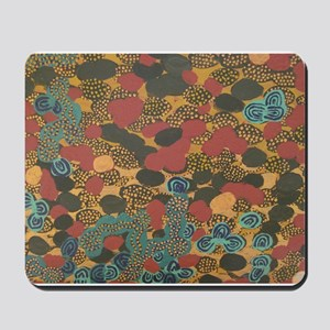 Summer Leaves Mousepad