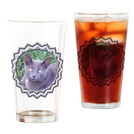 MoonShadow Drinking Glass