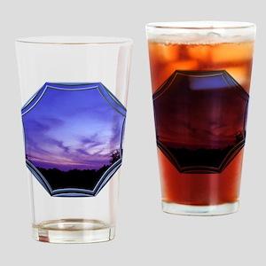 Kentucky Sunset Drinking Glass