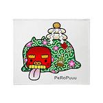 PeRoPuuu7x8 Throw Blanket