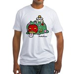 PeRoPuuu7x8 Fitted T-Shirt