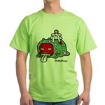 PeRoPuuu7x8 Green T-Shirt